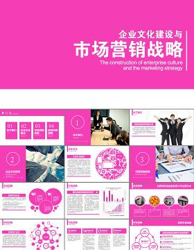 销售阶段营销执行方案计划PPT模板