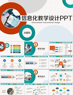 2019超值完整信息报告PPT模板